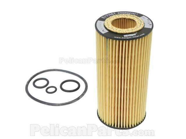 Mercedes-Benz Slk R171 2004-2011 Purflux Engine Replacement Oil Filter Element