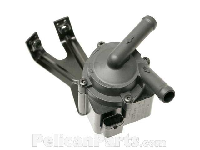 Bmw Turbocharger Auxiliary Water Pump Turbocharger Cooling