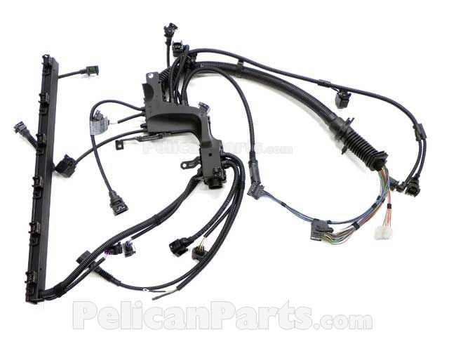 Bmw 1999 engine wiring harness data wiring diagrams engine wiring harness for engine module 12517513554 genuine bmw rh pelicanparts com bmw battery wiring harness bmw e46 wiring harness cheapraybanclubmaster Gallery