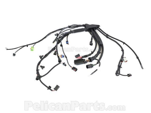 Engine Wiring Harness 12517533103 Genuine Mini Bmw