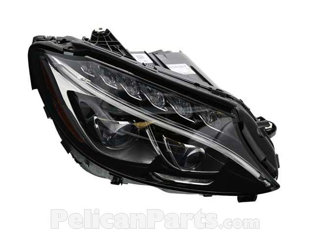 Mercedes-Benz Headlight Assembly - 2059068402 - Genuine Mercedes 205 906 84  02
