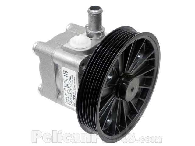 2005 volvo xc90 v8 power steering pump