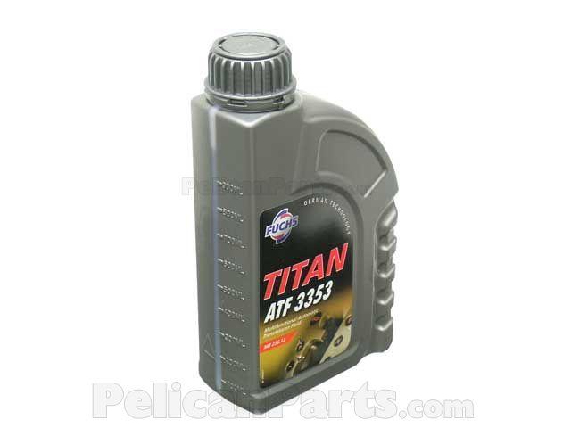 Volkswagen Automatic Transmission Fluid Fuchs Titan ATF