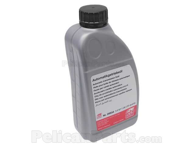 How To Check Automatic Transmission Fluid >> Audi and Volkswagen Automatic Transmission Fluid Febi ...