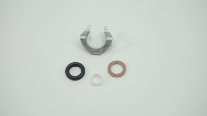 New Genuine Fuel Injector Seal Kit 95511091000 for Porsche Cayenne