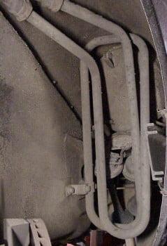 Automotive Porsche 911 '78-'89 Engine to Oil Cooler to Oil Reservoir Oil Hose CONTITECH OEM Parts & Accessories