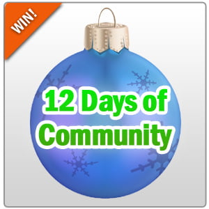 12 Days of Community!