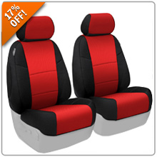 Extended! 17% OFF All Coverking Custom Seat Covers!