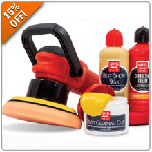 15% Off All Griot's Car Care Products!