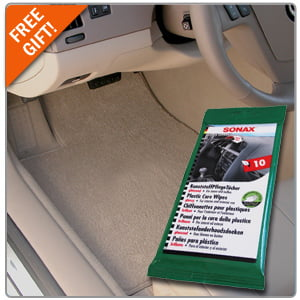 Receive a FREE Gift with any Lloyd Floor Mats Purchase!